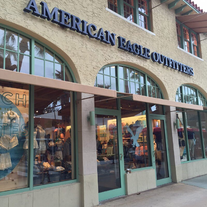 American Eagle - Lincoln Road