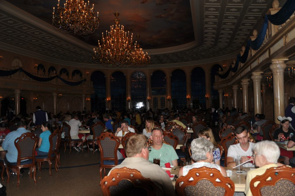Grand Ballroom - Restaurant Be Our Guest