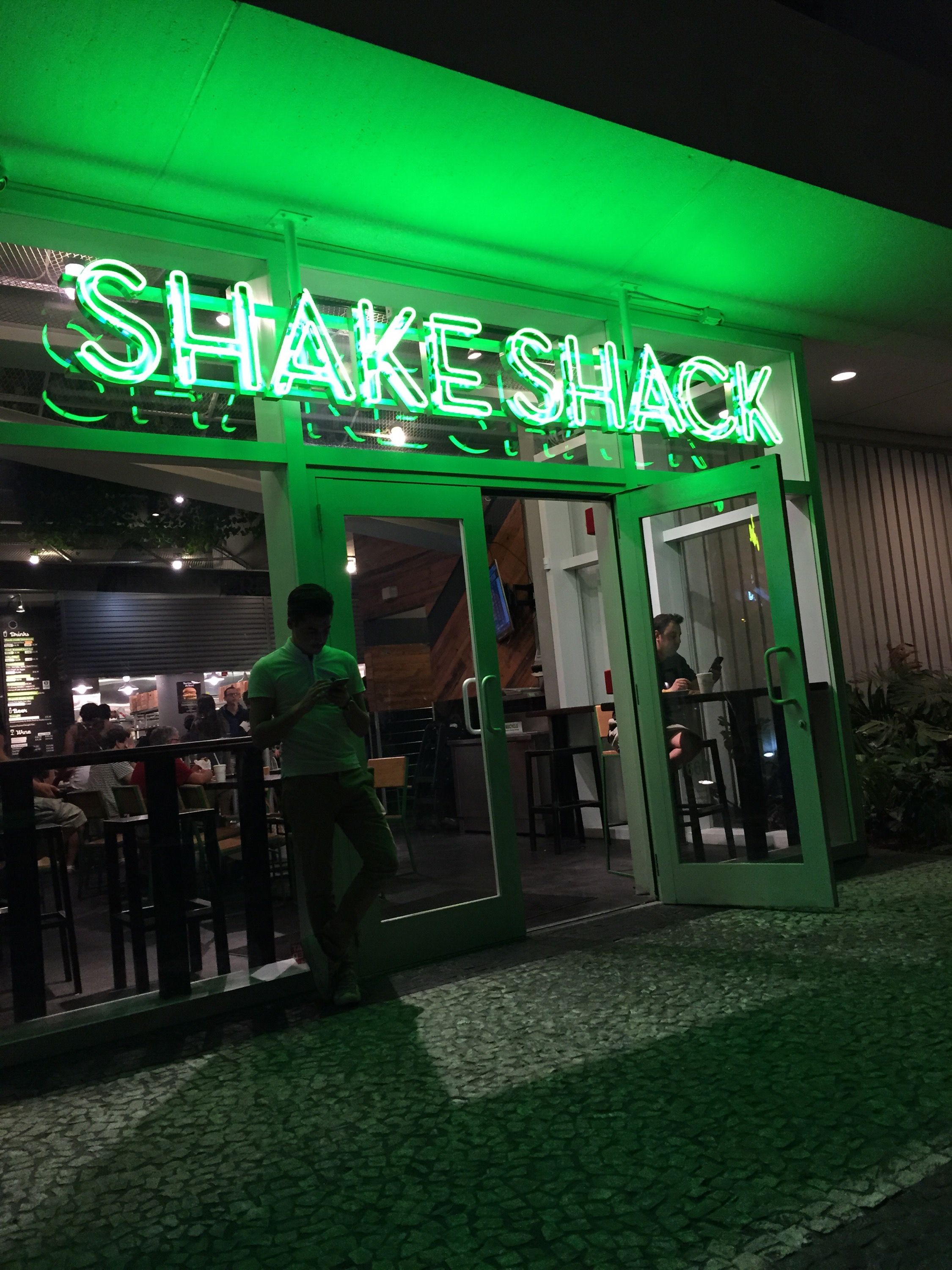Shake shack Lincoln Road